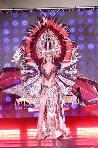 stunning national costumes go on display during miss supranational 2019 hinh 3