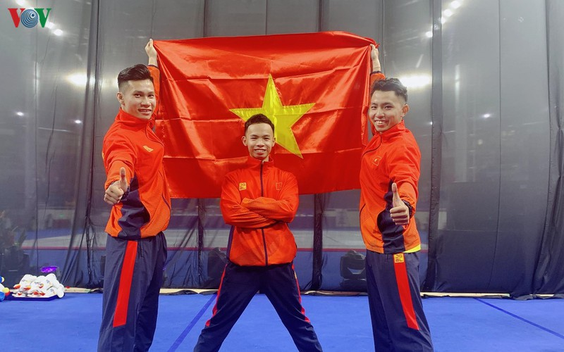 vietnamese athletes win 70 gold medals during ongoing sea games 30 hinh 7