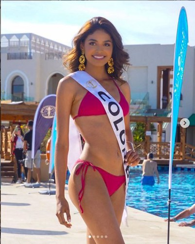 thuy an puts in confident display at swimsuit segment of miss intercontinental hinh 10