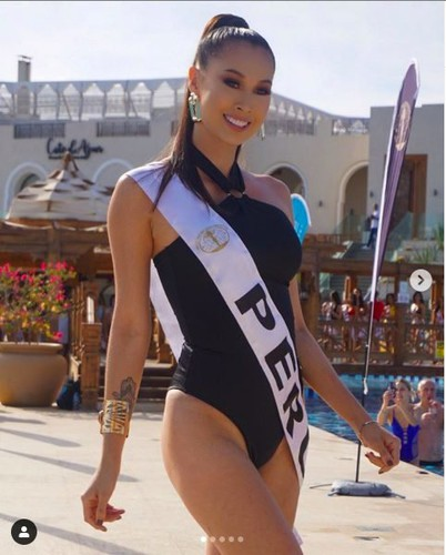 thuy an puts in confident display at swimsuit segment of miss intercontinental hinh 9