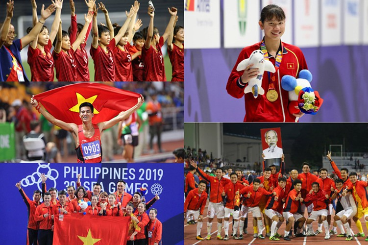 the year's leading international and domestic sporting events hinh 1