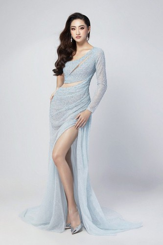 impressive outfits worn by vietnamese beauties in global pageants during 2019 hinh 4