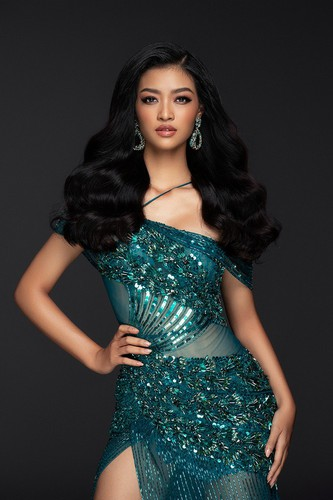 impressive outfits worn by vietnamese beauties in global pageants during 2019 hinh 8
