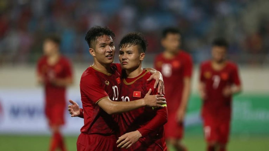 vietnam-uae tie among matches to look out for at afc u23 championship finals hinh 1