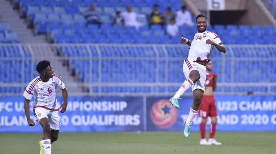 vietnam-uae tie among matches to look out for at afc u23 championship finals hinh 2