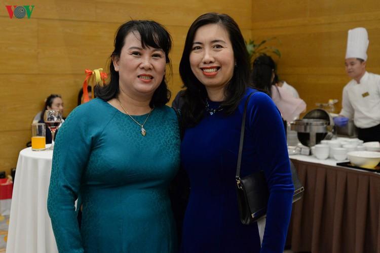 diplomatic representatives hosted by deputy pm at new year banquet hinh 22