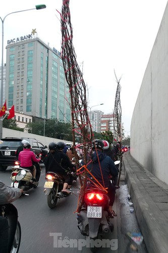 commuters in hanoi poised to face annual tet gridlock hinh 3