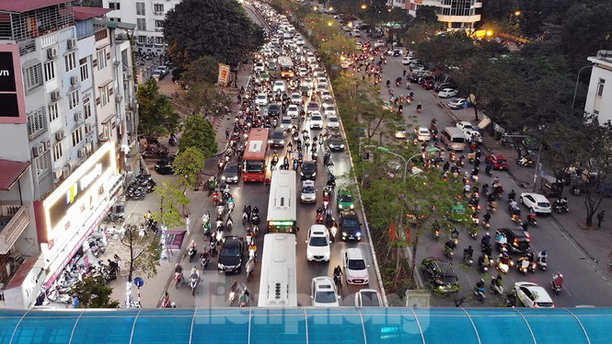 commuters in hanoi poised to face annual tet gridlock hinh 7