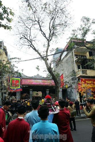 images of old tet recreated in hanoi's old quarter hinh 14