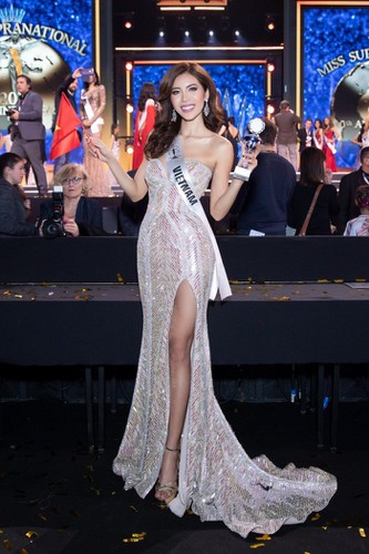 roundup of vietnamese achievements at miss supranational over past decade hinh 10