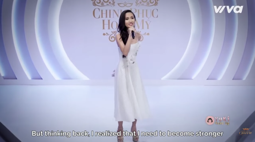 hoai sa unveils self-introduction photos at miss international queen 2020 hinh 6