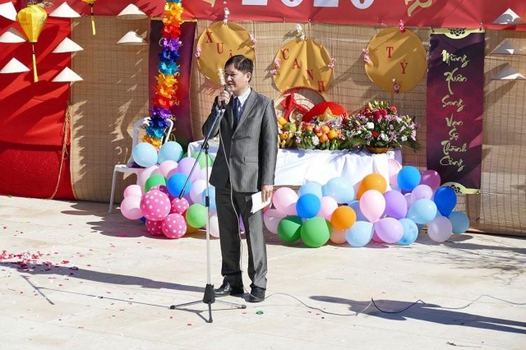vietnam festival in cyprus sees 7,000 overseas vietnamese in attendance hinh 1
