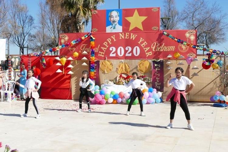 vietnam festival in cyprus sees 7,000 overseas vietnamese in attendance hinh 2
