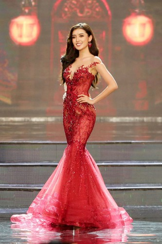 achievements of vietnamese beauties in miss grand slam through years hinh 7