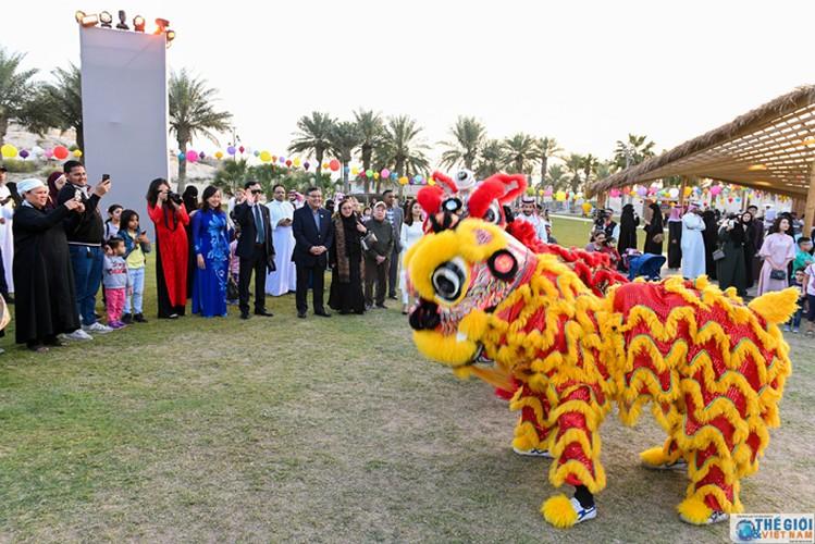saudi arabia showcases vietnamese culture across several days hinh 1