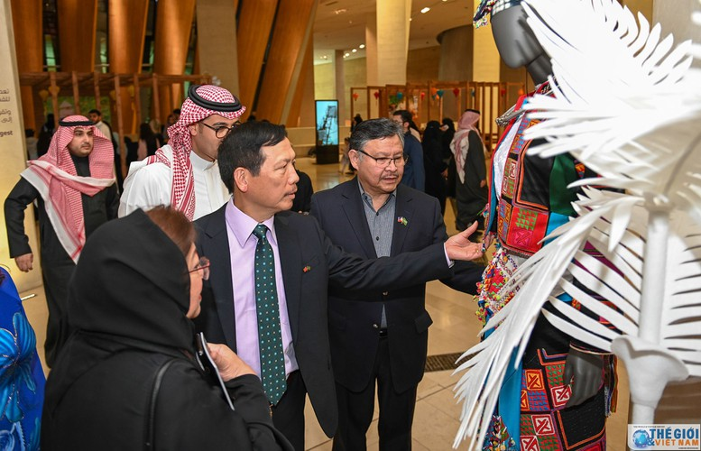 saudi arabia showcases vietnamese culture across several days hinh 4