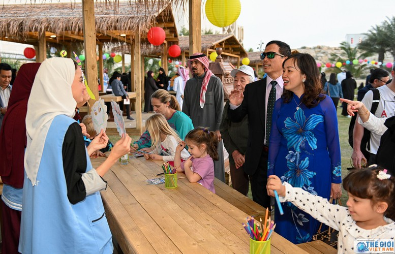 saudi arabia showcases vietnamese culture across several days hinh 5