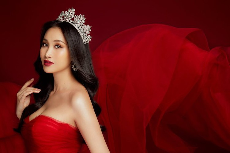 doan hong trang set to compete for miss eco international 2020 crown hinh 2