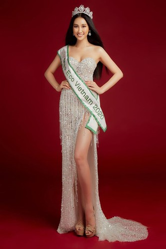 doan hong trang set to compete for miss eco international 2020 crown hinh 4