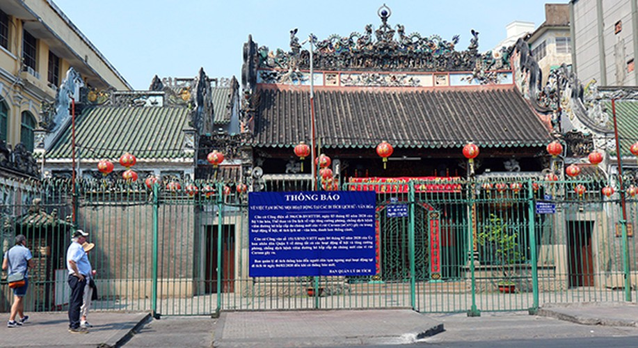 relic sites in hcm city prove popular with foreigners following re-opening hinh 8