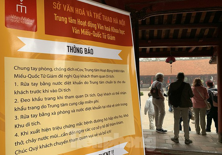 places of interest in hanoi crowded with visitors once again hinh 13