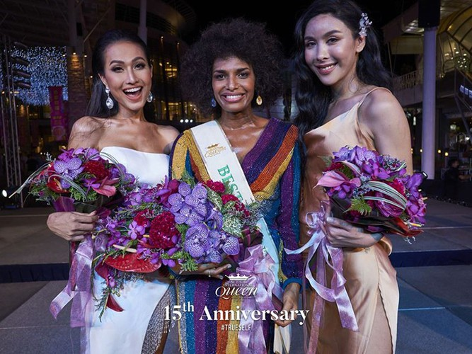 hoai sa dresses in ao dai for activities at miss international queen 2020 hinh 6