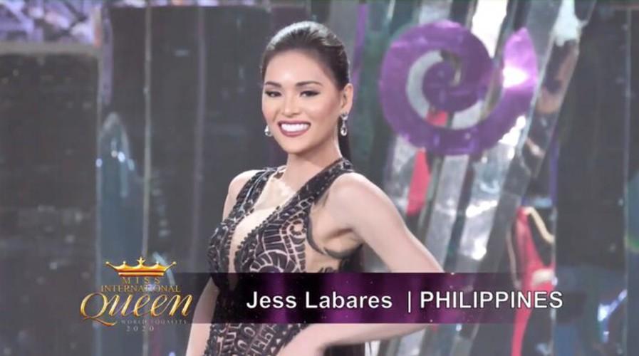 hoai sa shines as miss international queen 2020 reaches semi-final stage hinh 3