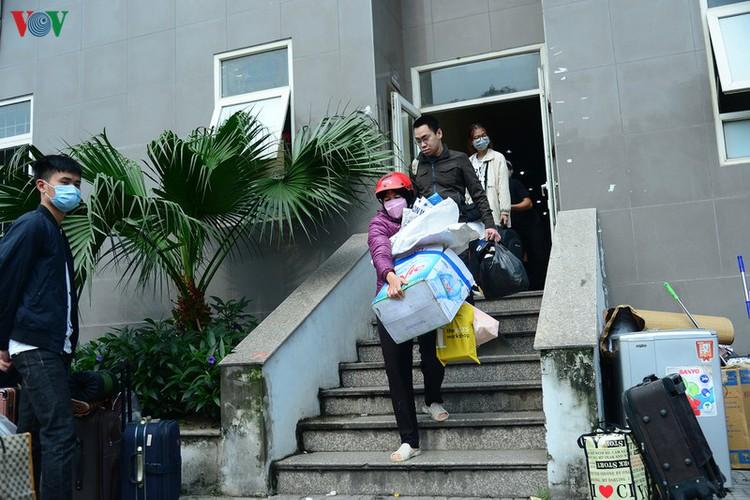 hanoi student dormitories transformed into isolation areas hinh 10