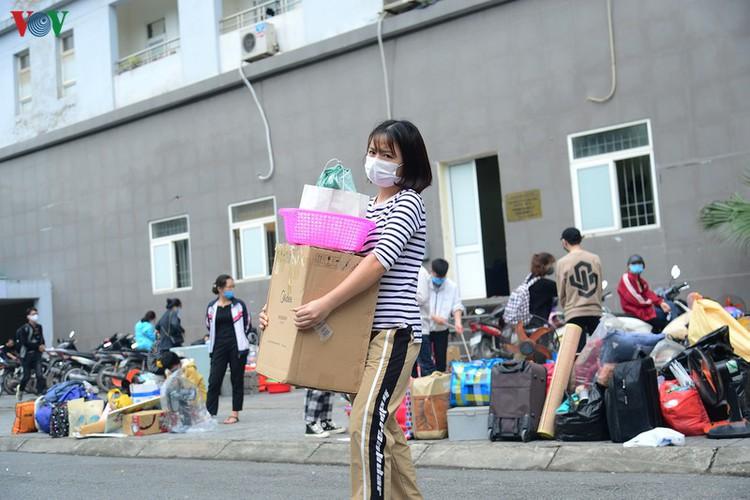 hanoi student dormitories transformed into isolation areas hinh 12