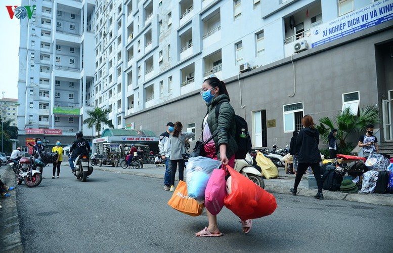 hanoi student dormitories transformed into isolation areas hinh 13