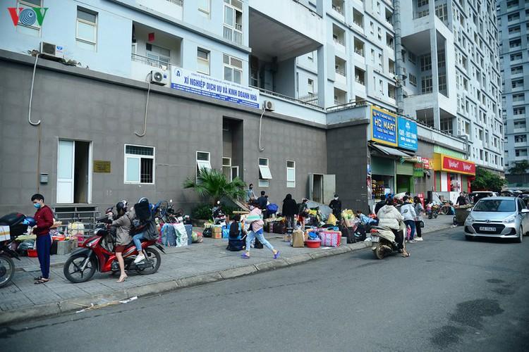 hanoi student dormitories transformed into isolation areas hinh 14