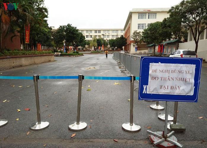hanoi student dormitories transformed into isolation areas hinh 20