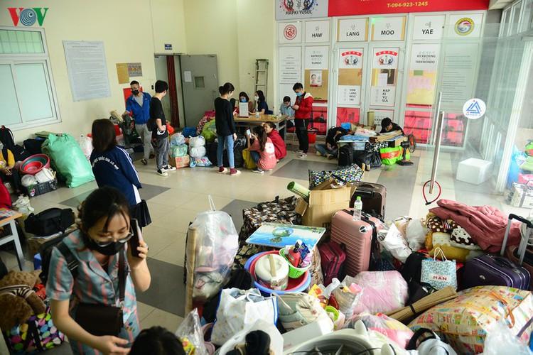 hanoi student dormitories transformed into isolation areas hinh 2