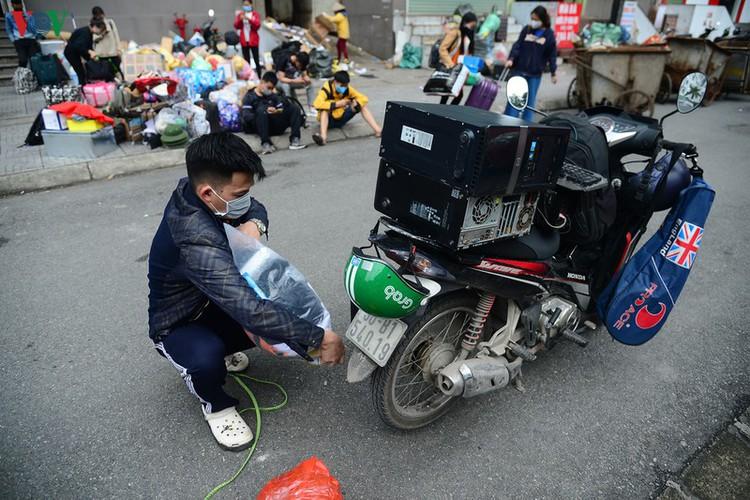 hanoi student dormitories transformed into isolation areas hinh 5