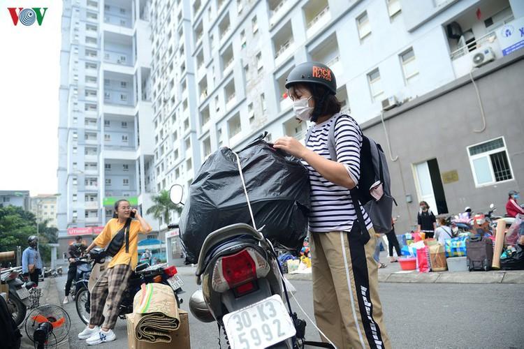 hanoi student dormitories transformed into isolation areas hinh 6
