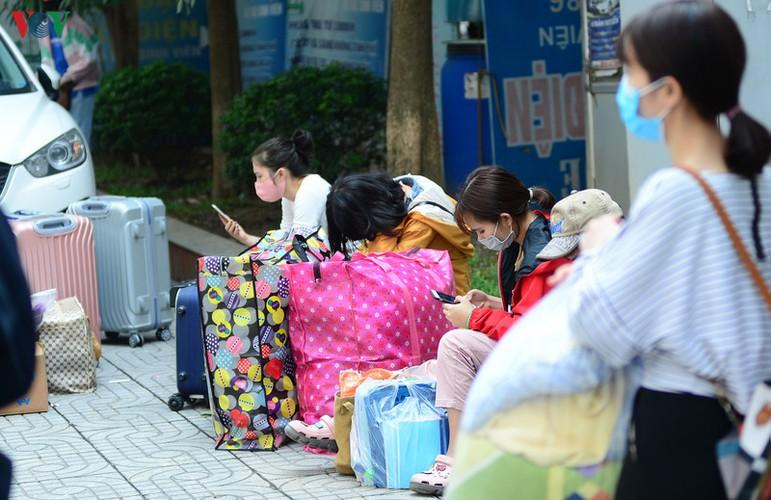 hanoi student dormitories transformed into isolation areas hinh 8