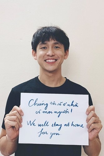 vietnamese celebrities call on people stay at home to combat covid-19 hinh 7