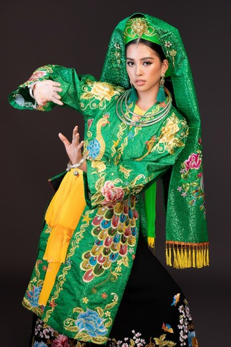 recent performances of vietnamese beauties at miss world's dances of world hinh 10