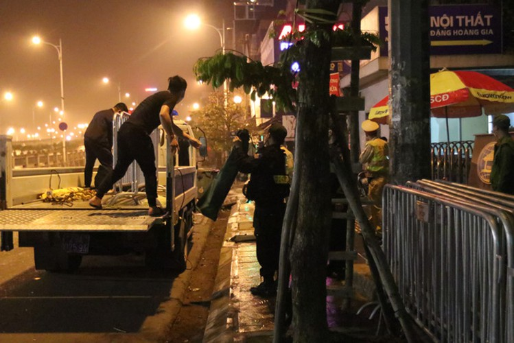 hanoi sets up checkpoints at city entrances to control covid-19 hinh 2