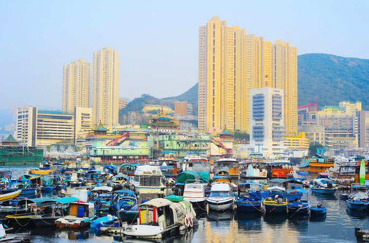 vietnamese settlement listed among global incredible floating villages hinh 13