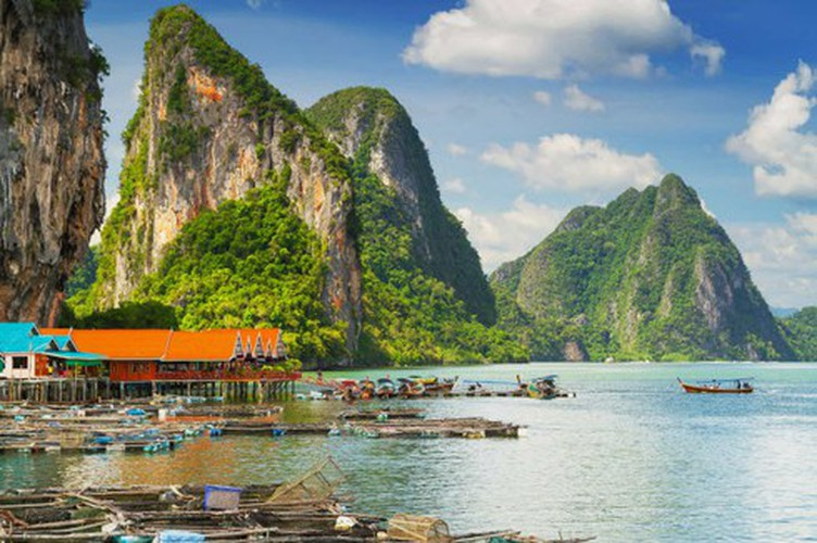 vietnamese settlement listed among global incredible floating villages hinh 16