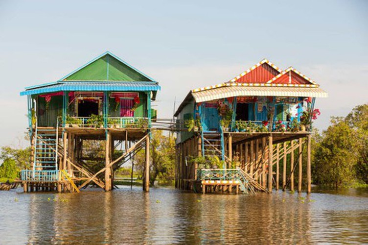 vietnamese settlement listed among global incredible floating villages hinh 22