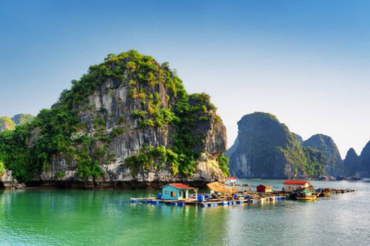 vietnamese settlement listed among global incredible floating villages hinh 2