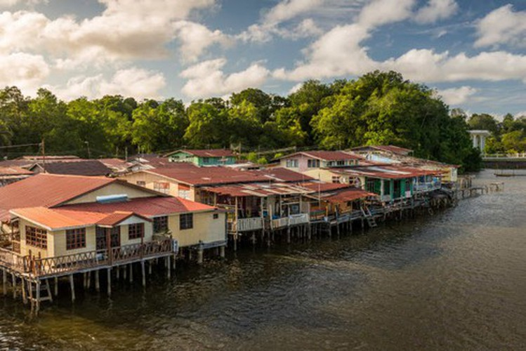 vietnamese settlement listed among global incredible floating villages hinh 7