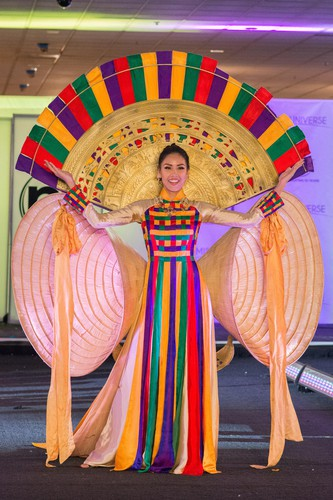design contest selects national costume for miss universe 2020 hinh 8