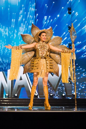 design contest selects national costume for miss universe 2020 hinh 9