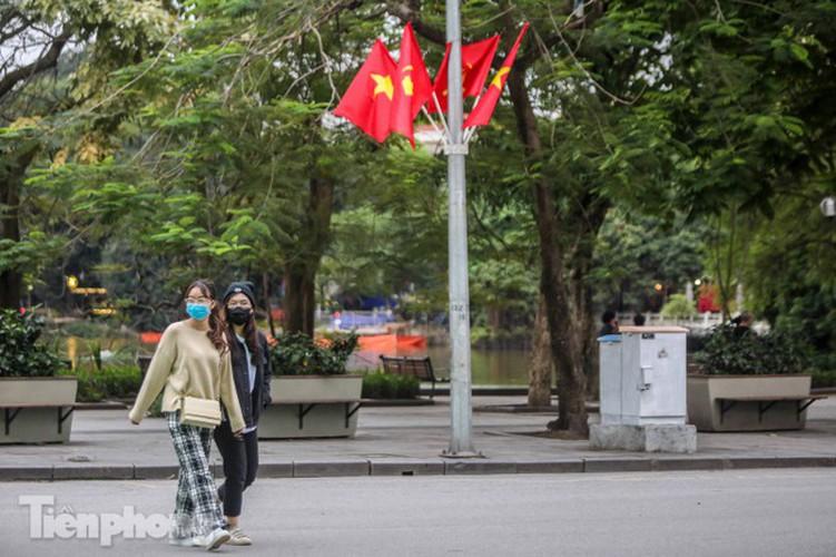 hanoi receives decorative makeover ahead of national holidays hinh 12