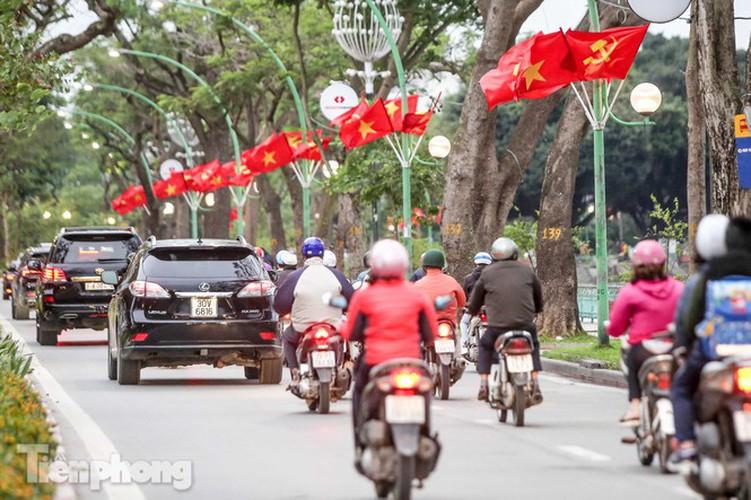 hanoi receives decorative makeover ahead of national holidays hinh 16