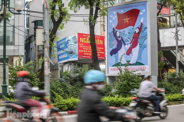 hanoi receives decorative makeover ahead of national holidays hinh 5