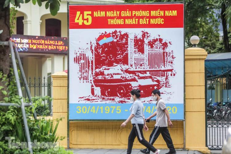 hanoi receives decorative makeover ahead of national holidays hinh 7